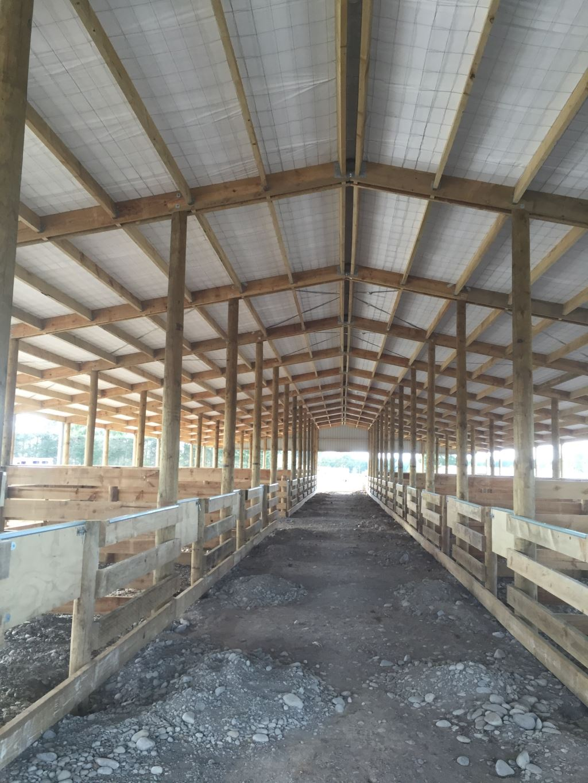 Indoor Stock Yard