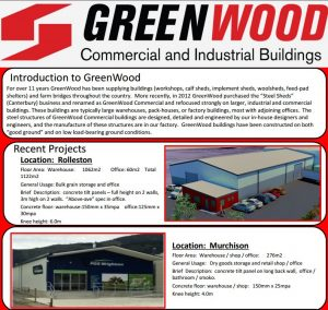 Commercial Buildings Flyer