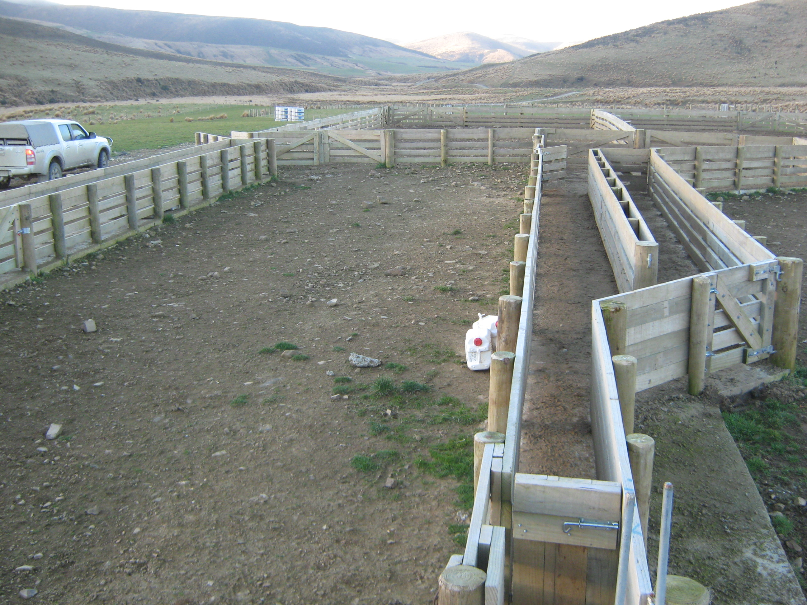Yards Gallery Farm Sheds Buildings Barns Cattle