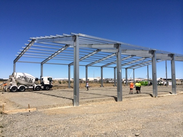Commercial Steel Framing