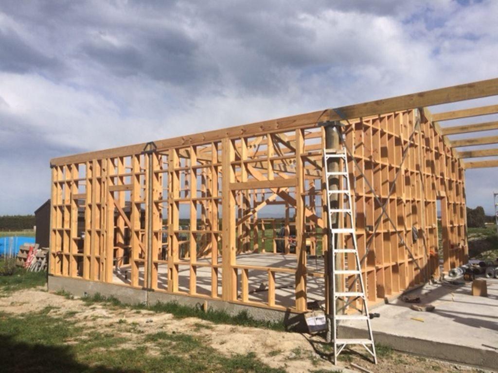 Habitable Liveable Shed Construction