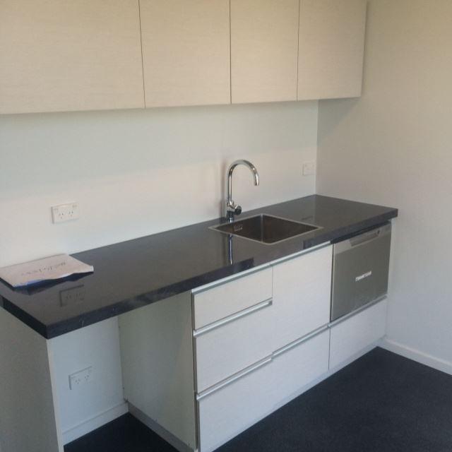 Commercial Building Kitchen