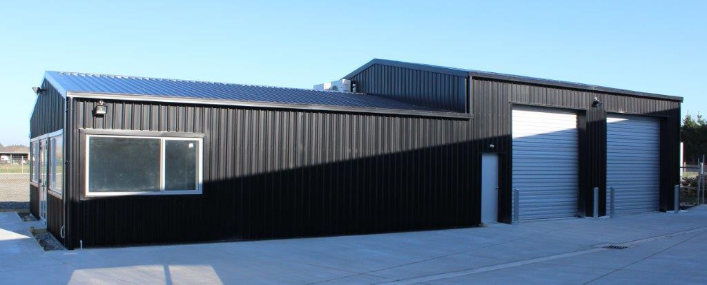 Office Buildings & Garages