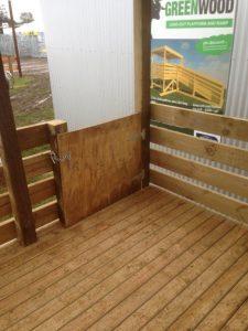 Calf Load Platforms