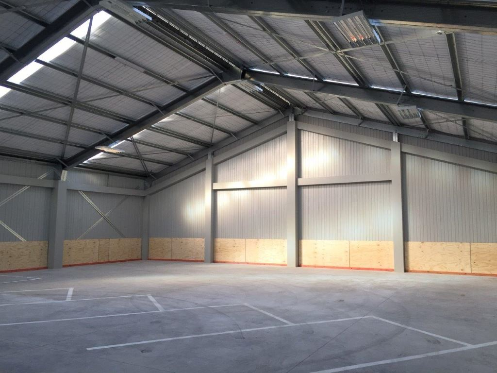 Commercial Storage Space